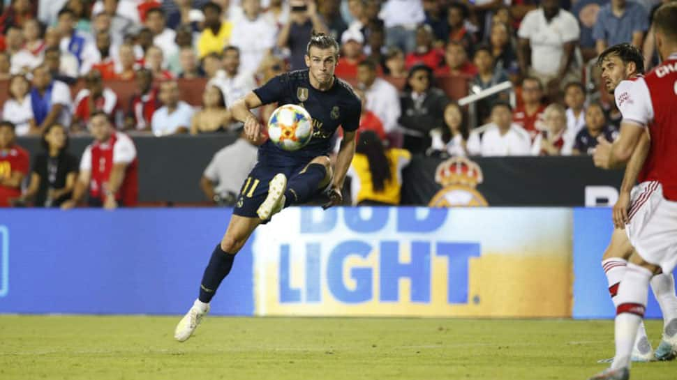 Gareth Bale makes goalscoring return as Real Madrid edge Arsenal on penalties