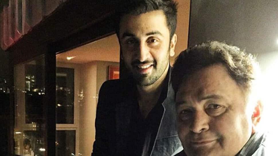 Rishi Kapoor reveals how Ranbir flew him to NYC post cancer diagnosis