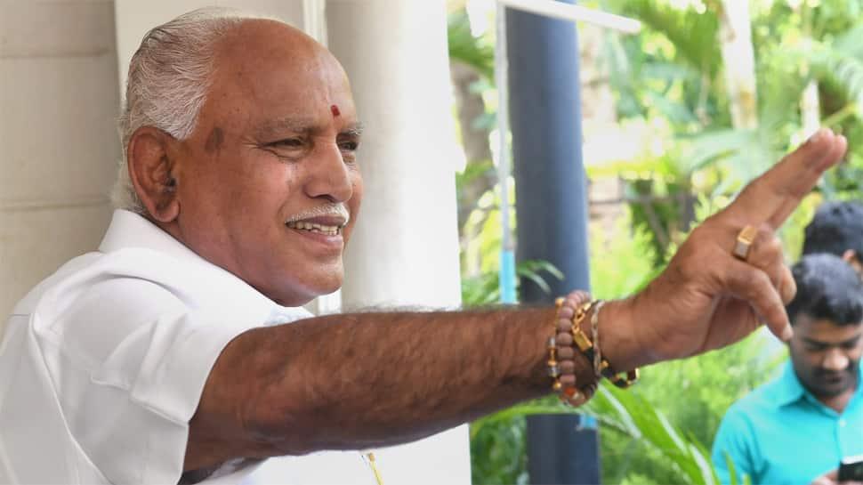 Karnataka BJP to elect Yeddyurappa as legislative party leader