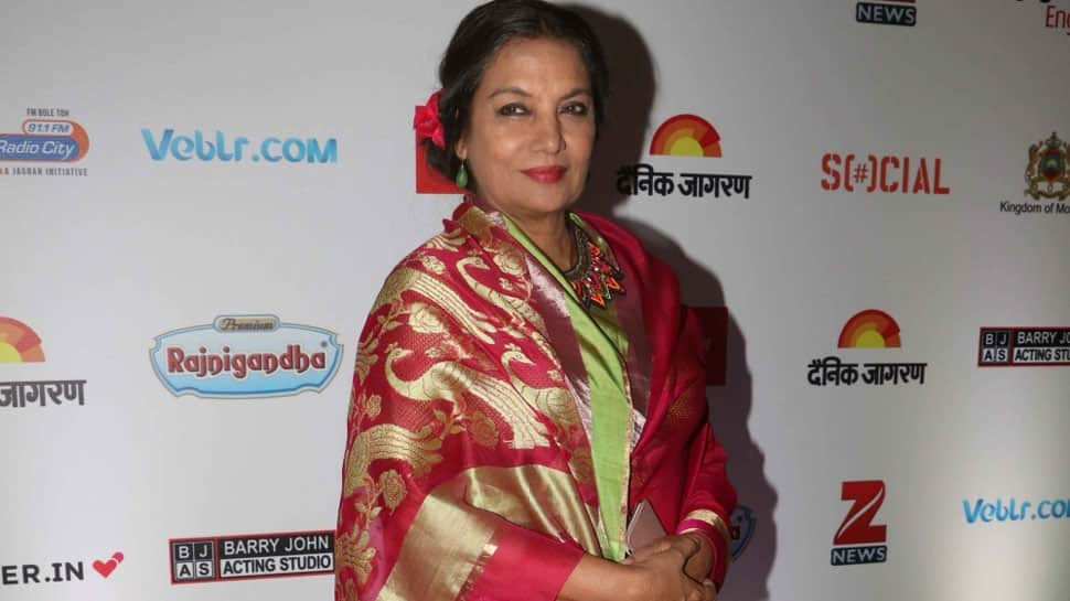 Casting directors play big part today: Shabana Azmi