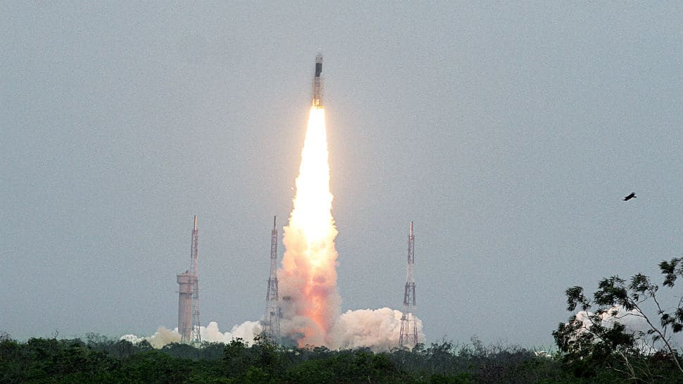 First earthbound orbit-raising manoeuvre for Chandrayaan-2 successfully performed