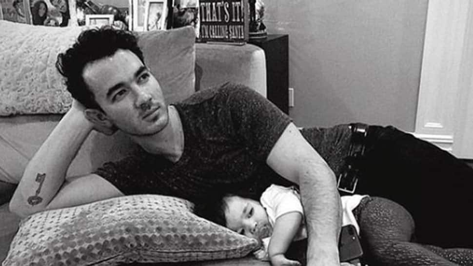 Kevin Jonas gets sweet congratulatory message from daughters over VMA nominations