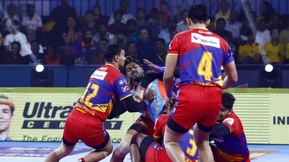 All-round show help Bengal Warriors thrash UP Yoddha 48-17 in PKL 2019