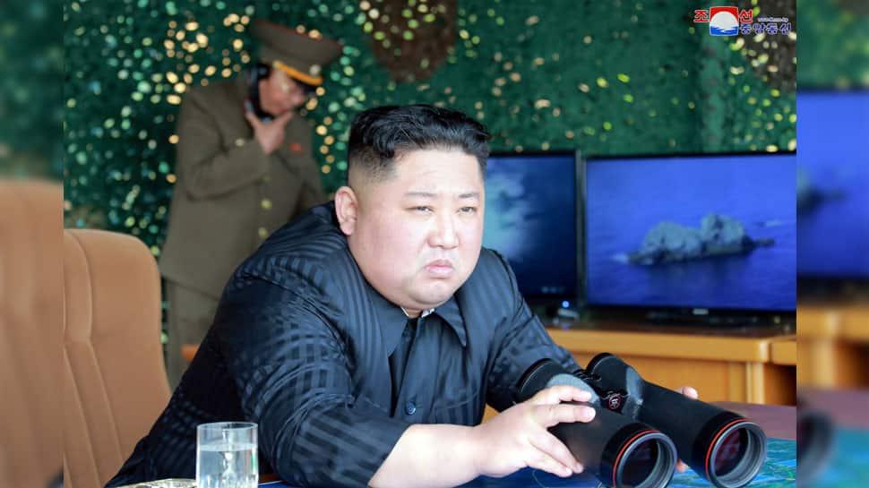 South Korea says North Korea fired 2 short-range missiles into sea