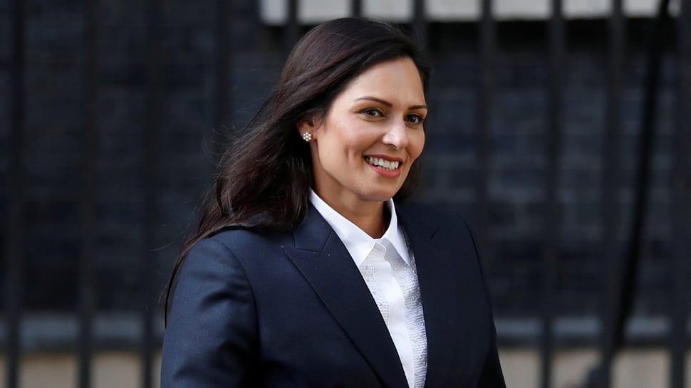 Priti Patel becomes UK's first Indian-origin Home Secretary