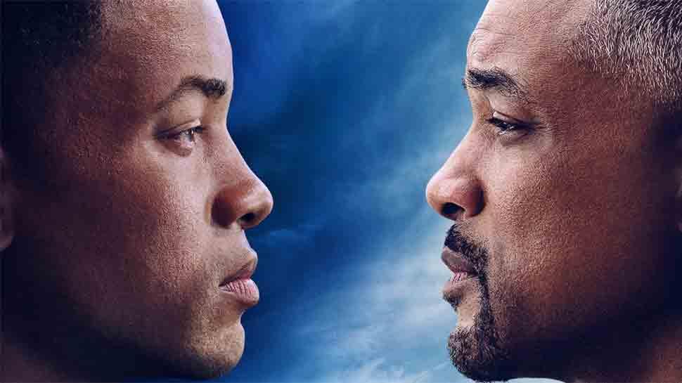 Will Smith's freaky 'Gemini Man' experience