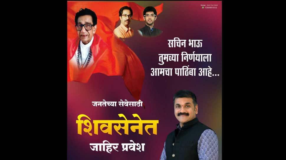 Mumbai NCP president Sachin Ahir to join Shiv Sena: Sources