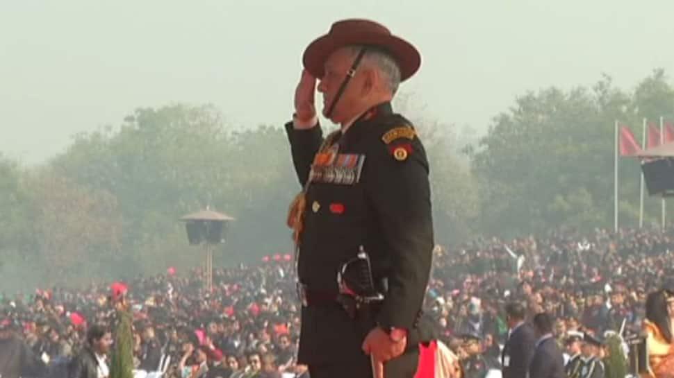 Day before Kargil Vijay Diwas, Army Chief Bipin Rawat issues a stern warning to Pakistan