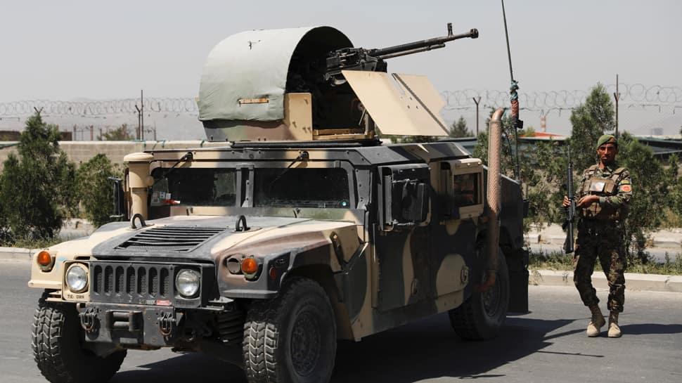Serial blasts in Kabul kill at least 12, injure dozens