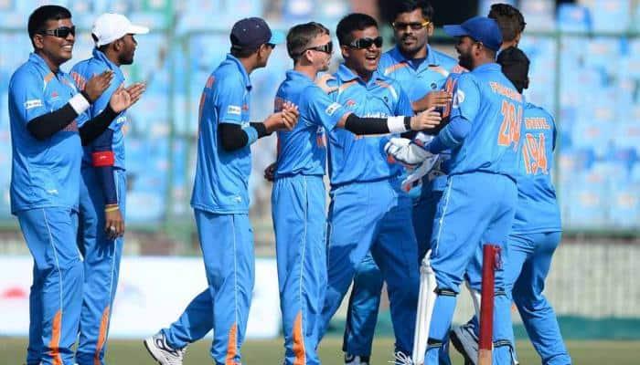 India Blind Cricket team vanquish Jamaica by 238 runs