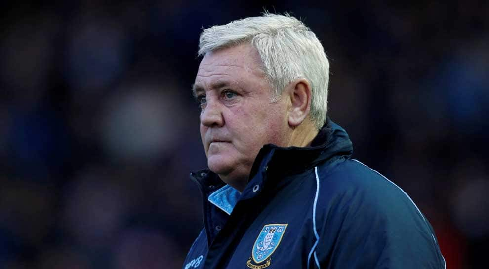 Newcastle's manager Steve Bruce keen to shed 'puppet' tag, win fans over