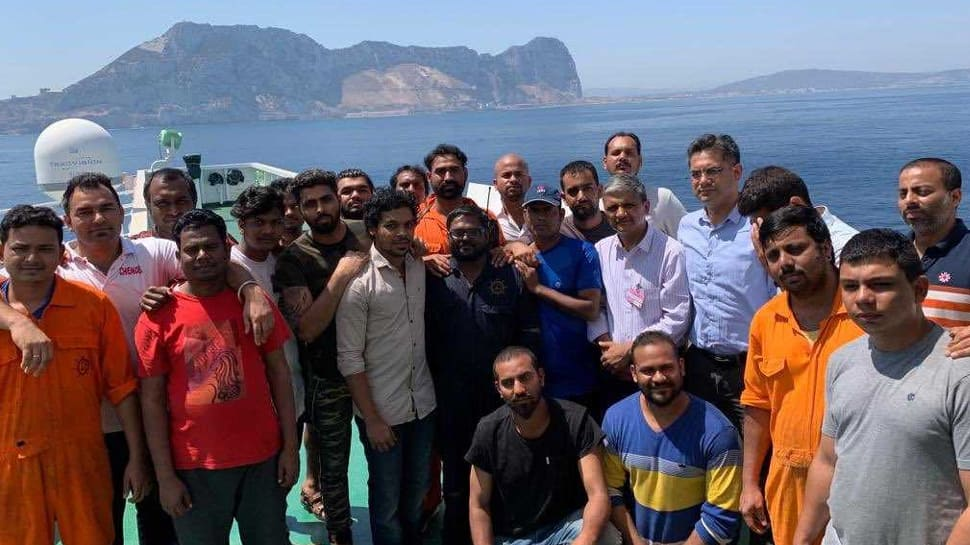 India gets consular access for Indians on-board detained Iranian tanker
