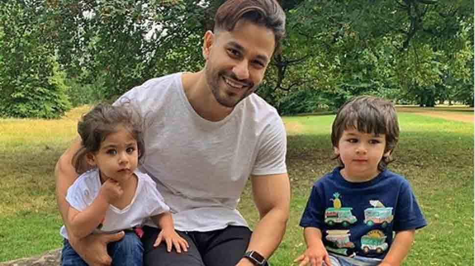 Kunal Kemmu shares 'love and happiness' filled photograph from London