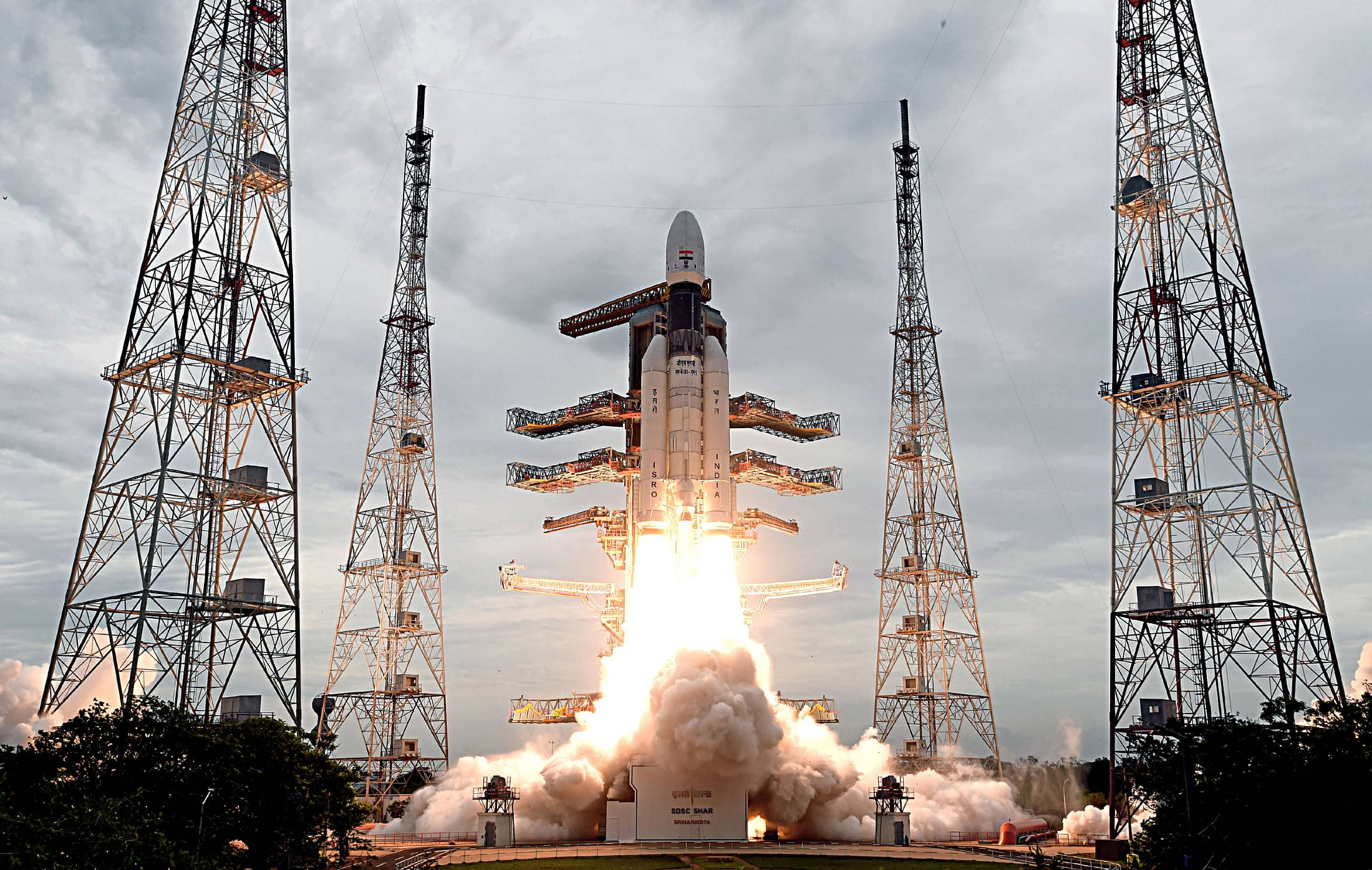 ISRO's Chandrayaan-2 successfully completes second earth bound manoeuvre