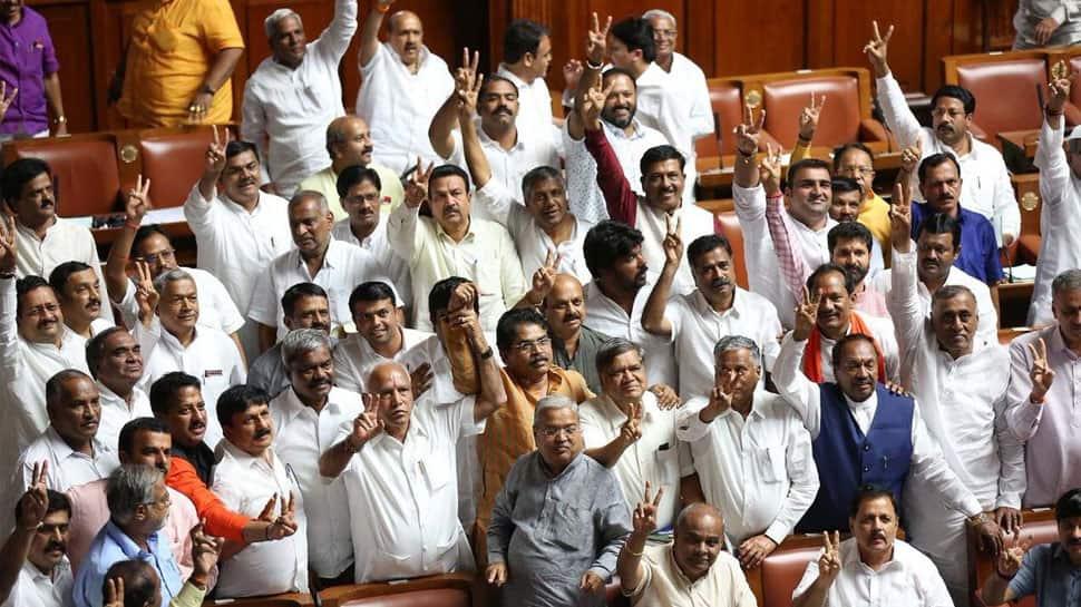 BS Yeddyurappa to take oath as Karnataka Chief Minister at 6 pm