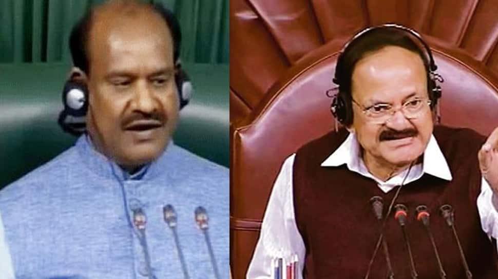 Lok Sabha Speaker, Rajya Sabha Chair have a strict advise for members