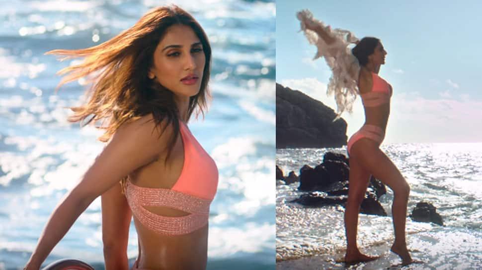 Vaani Kapoor reveals the secret behind her flawless bikini