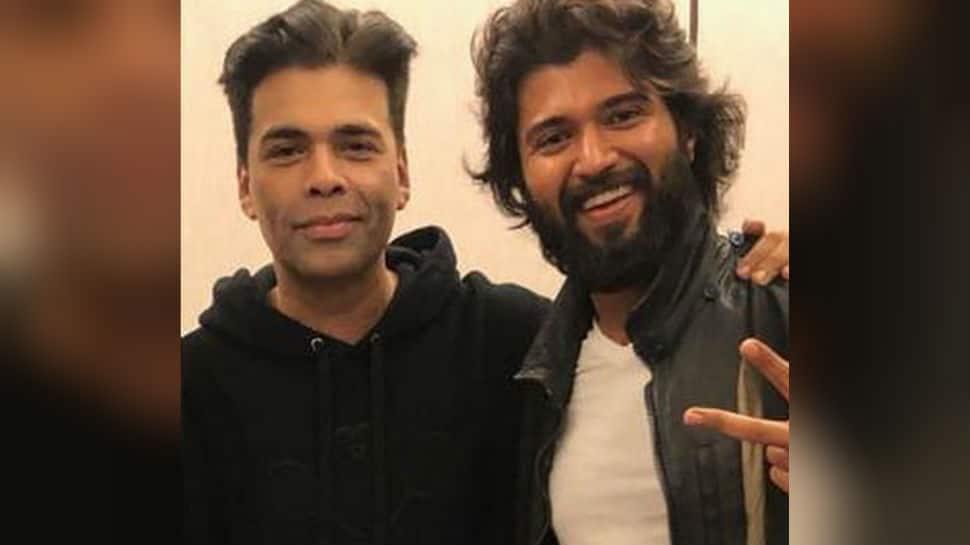 No lead actors approached for 'Dear Comrade' remake: Karan Johar
