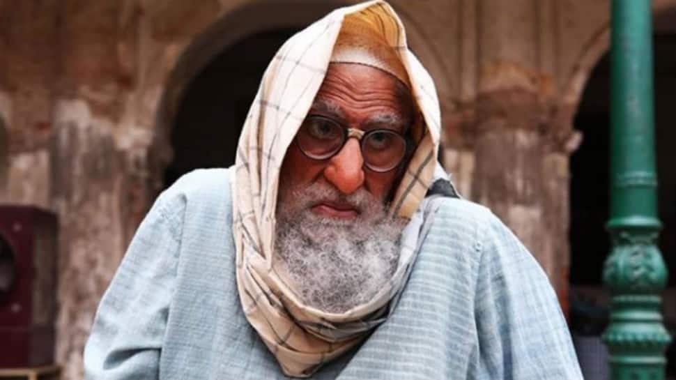 Amitabh Bachchan has 'withdrawal symptoms' as 'Gulabo Sitabo' shoot ends