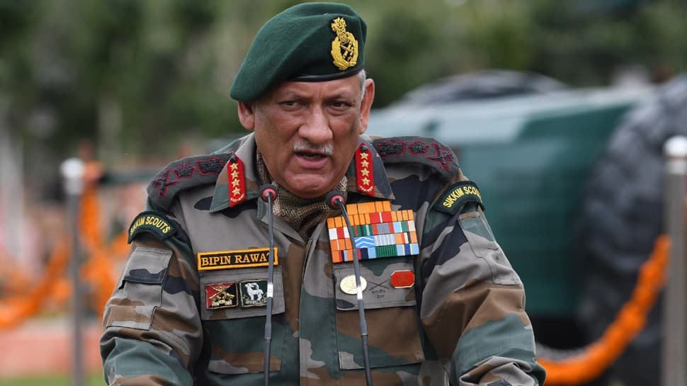 India has right over entire J&K, including PoK; political decision on how to take it back: General Bipin Rawat