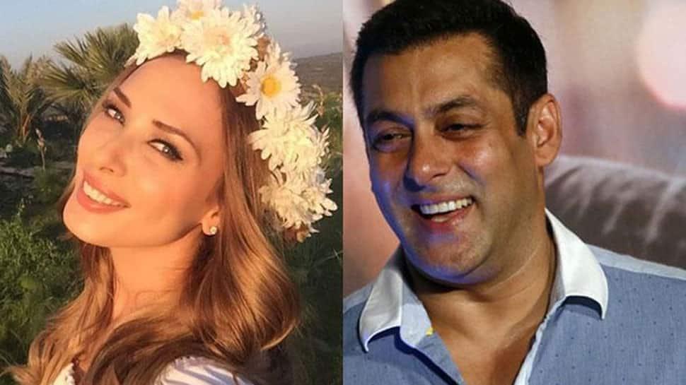 Did Salman Khan give Iulia Vantur a diamond ring on her birthday?