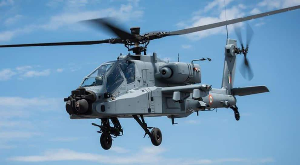 IAF gets lethal firepower of AH-64E Apache Guardian helicopters, first batch arrives in India