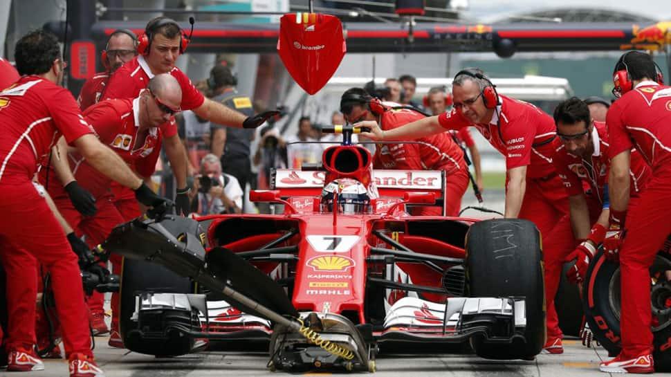 Ferrari blow their chances in German Grand Prix qualifying