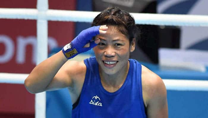 Boxing great Mary Kom strikes gold at President's Cup in Indonesia