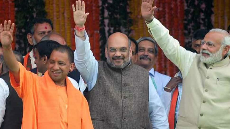 Amit Shah reveals why Yogi Adityanath, a sanyasi, was made CM of Uttar Pradesh