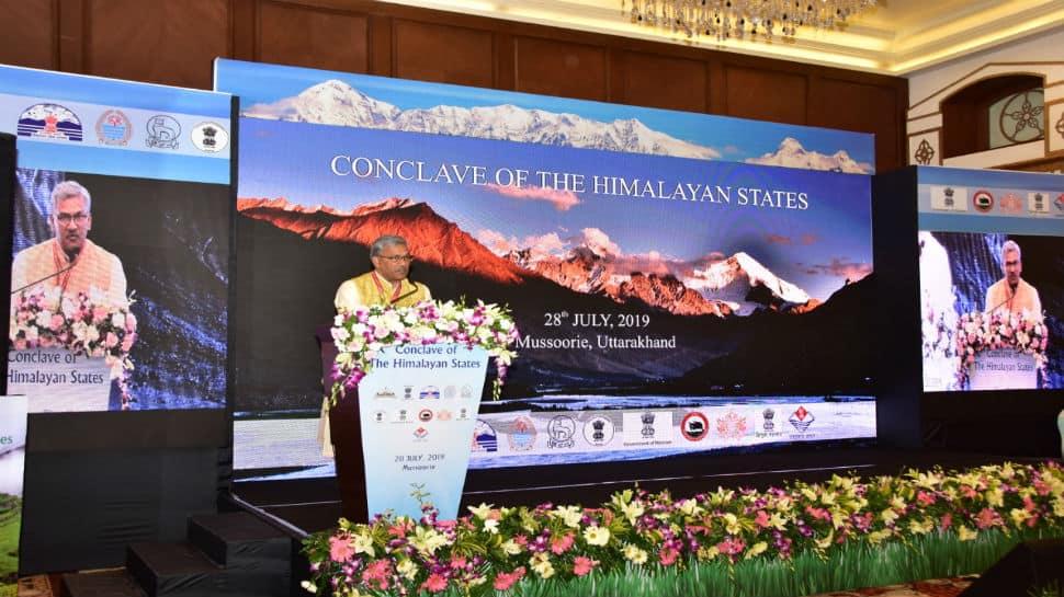 Himalayan states demand 'Green Bonus' status at Mussoorie conclave