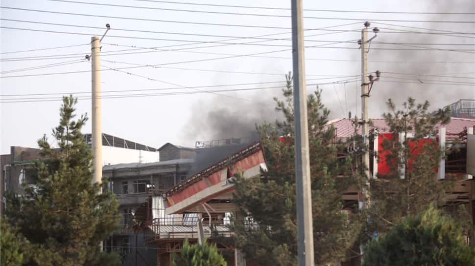 Afghan VP candidate injured as Kabul blast kills two, wounds 25