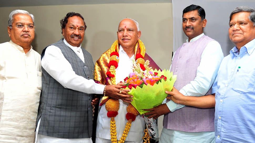 BS Yediyurappa set to face floor test in Karnataka; Congress convenes meeting