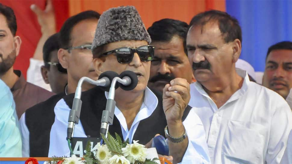 Azam Khan apologises for objectionable remark against BJP MP Rama Devi in Lok Sabha