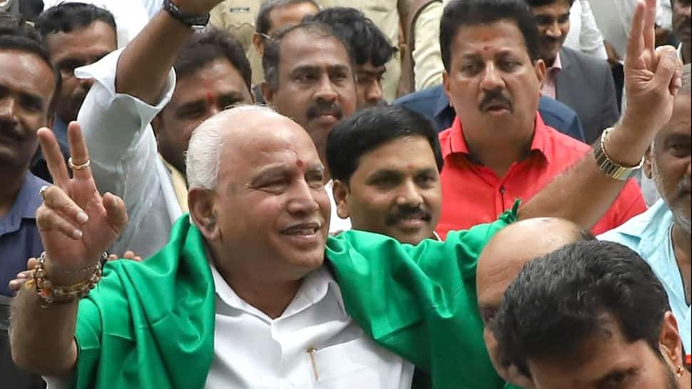 BS Yediyurappa-led BJP government wins trust vote in Karnataka Assembly through voice vote