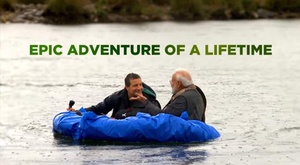 PM Modi reveals why he agreed to take part in 'Man vs Wild' with Bear Grylls