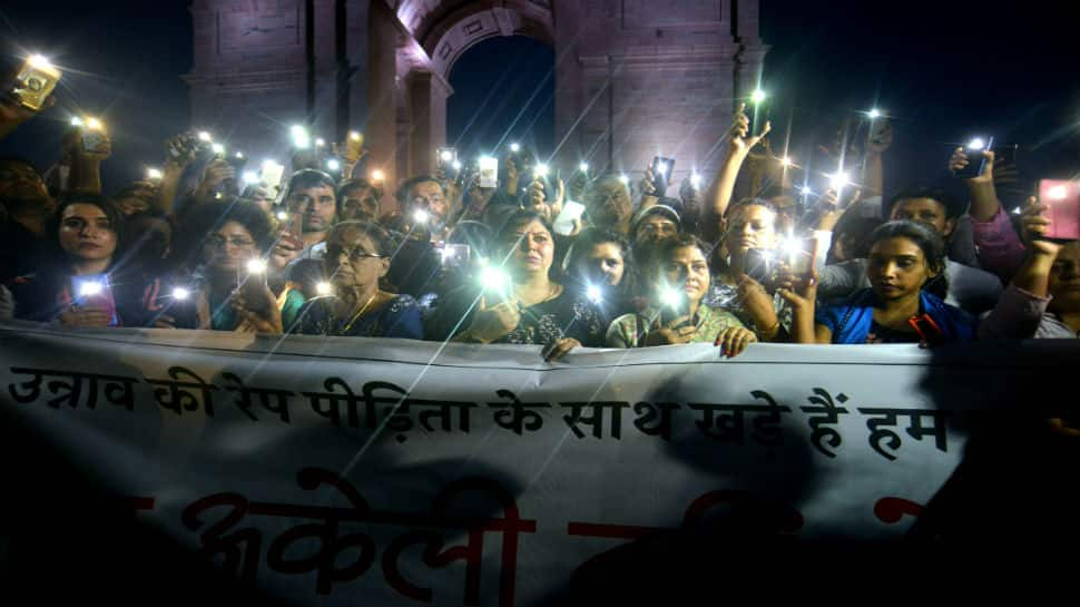 Unnao rape survivor on ventilator after car crash, FIR against BJP MLA Kuldeep Singh Sengar