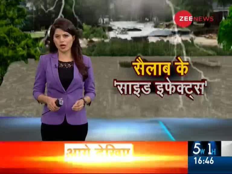 Flood situation across India