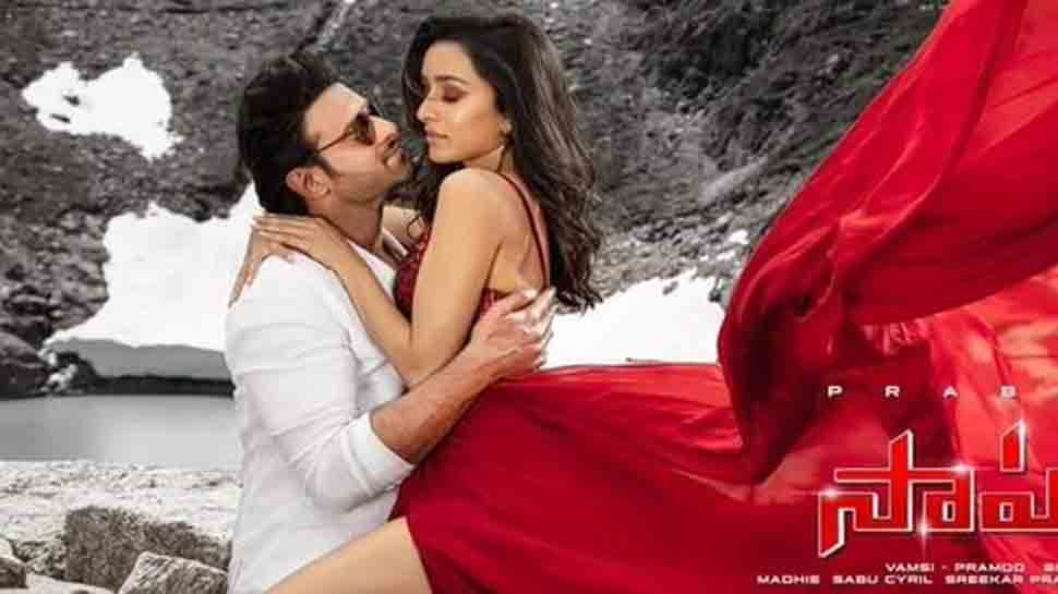 Prabhas shares fresh stunning still with Shraddha from Saaho, new song teaser to be unveiled today