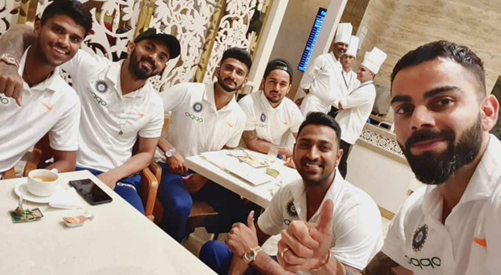 Miami Bound: Virat Kohli shares pic with teammates before departing for West Indies tour