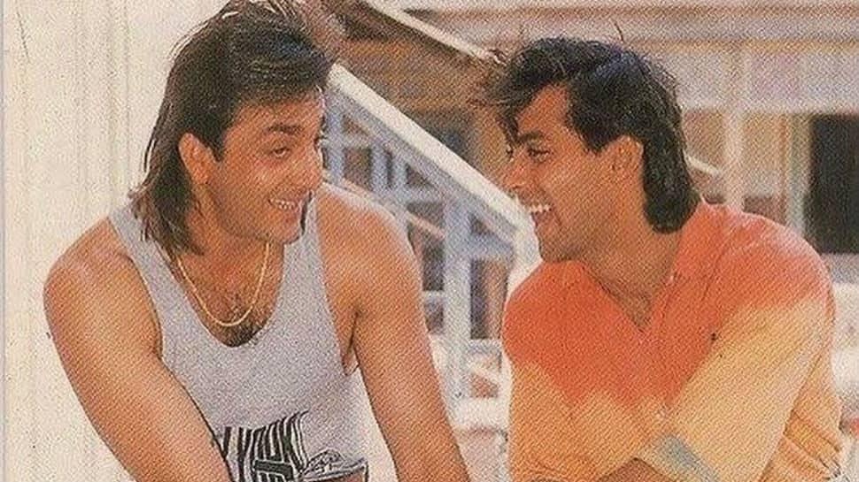 ICYMI: Salman Khan shared the best birthday greeting for Sanjay Dutt