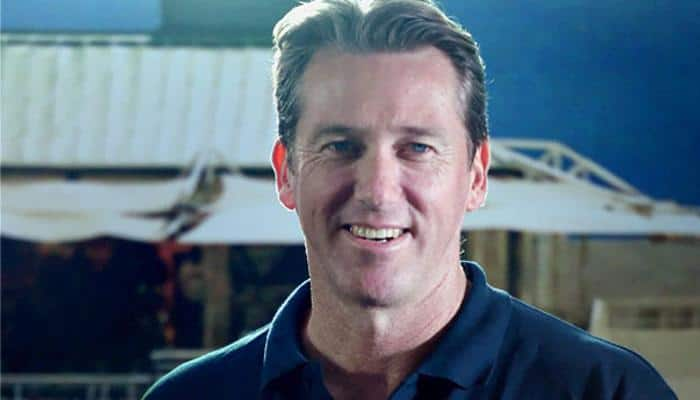 Former Australian pacer Glenn Mcgrath lauds James Anderson for his consistency