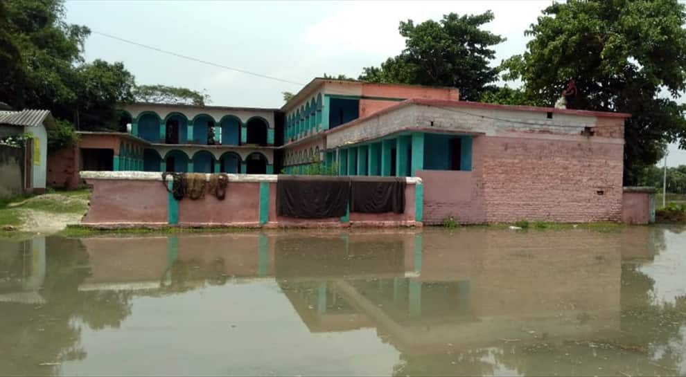 Darbhanga worst affected district in Bihar floods, 9 trains cancelled