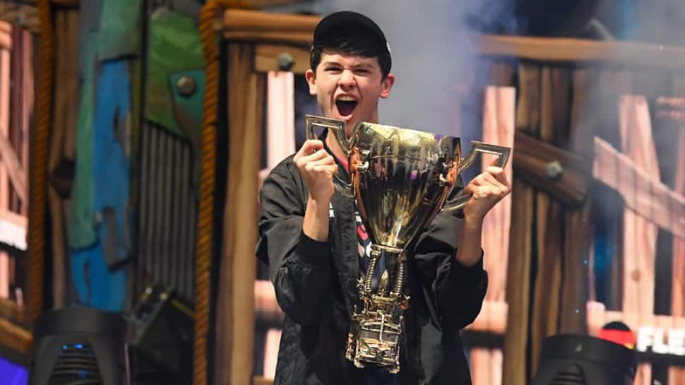 'It's just insane': US teen wins $3 million at video game Fortnite World Cup