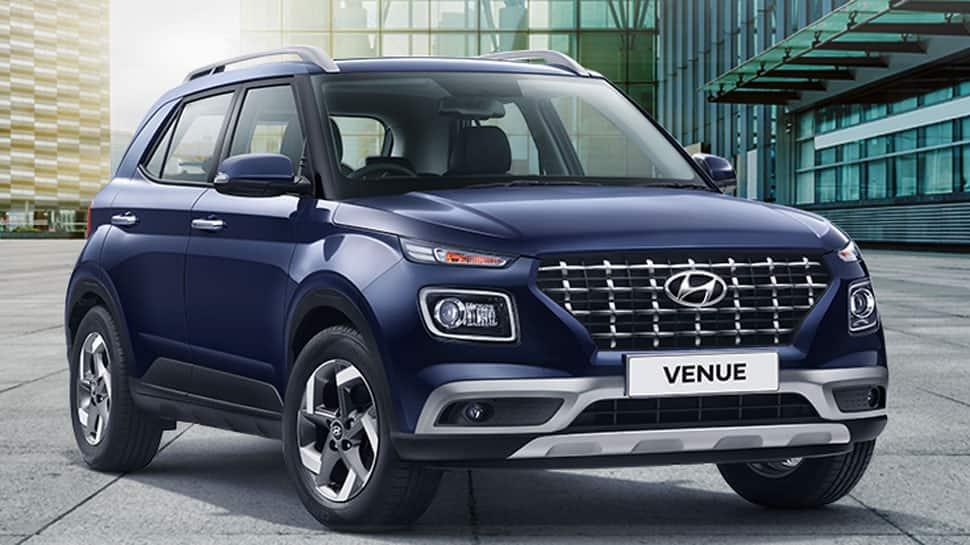 Hyundai Venue SUV crosses 50,000 bookings milestone in just three months