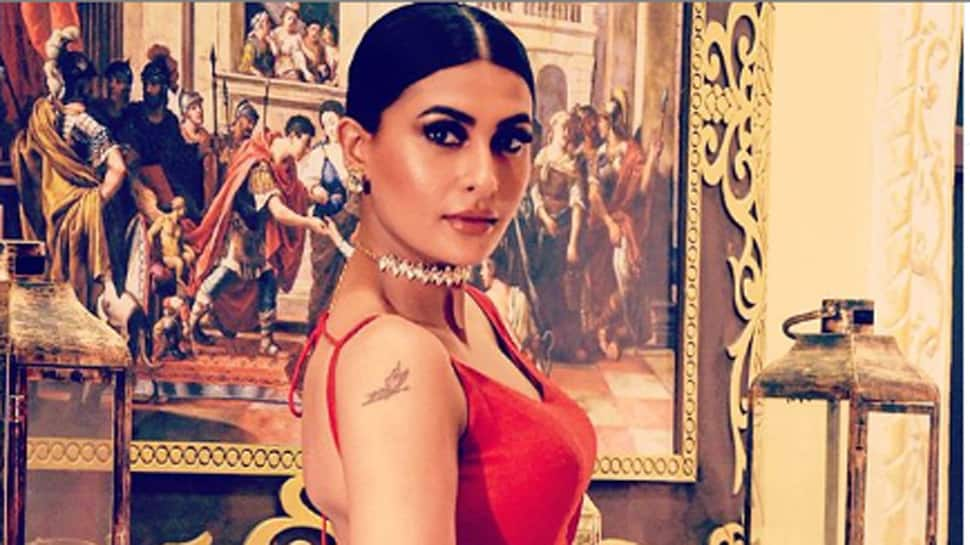 TV actress Pavitra Punia returns with a new negative act