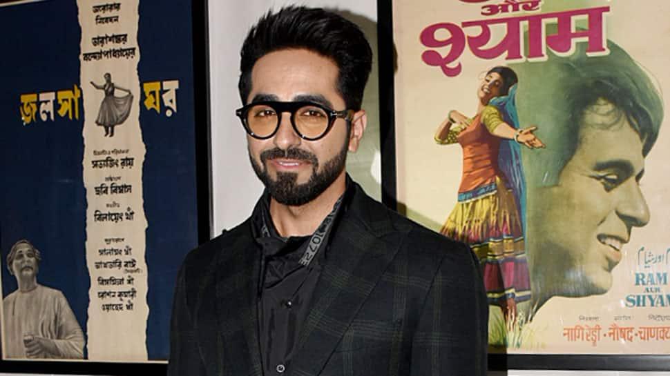 Ayushmann Khurrana wraps up shooting for 'Gulabo Sitabo'