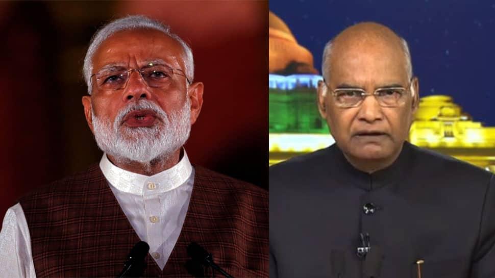 President Kovind lauds passage of Triple Talaq Bill, PM Modi calls it 'victory of gender justice'