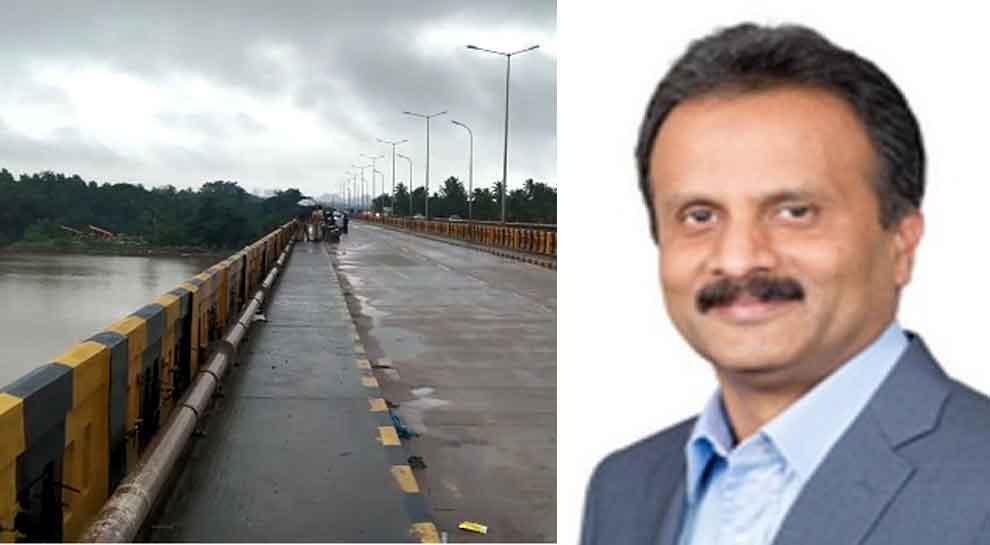 Fisherman may have seen CCD founder VG Siddhartha jump off bridge