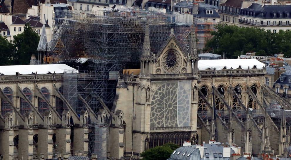 Notre-Dame toxic fallout lawsuit turns heat on Paris authorities