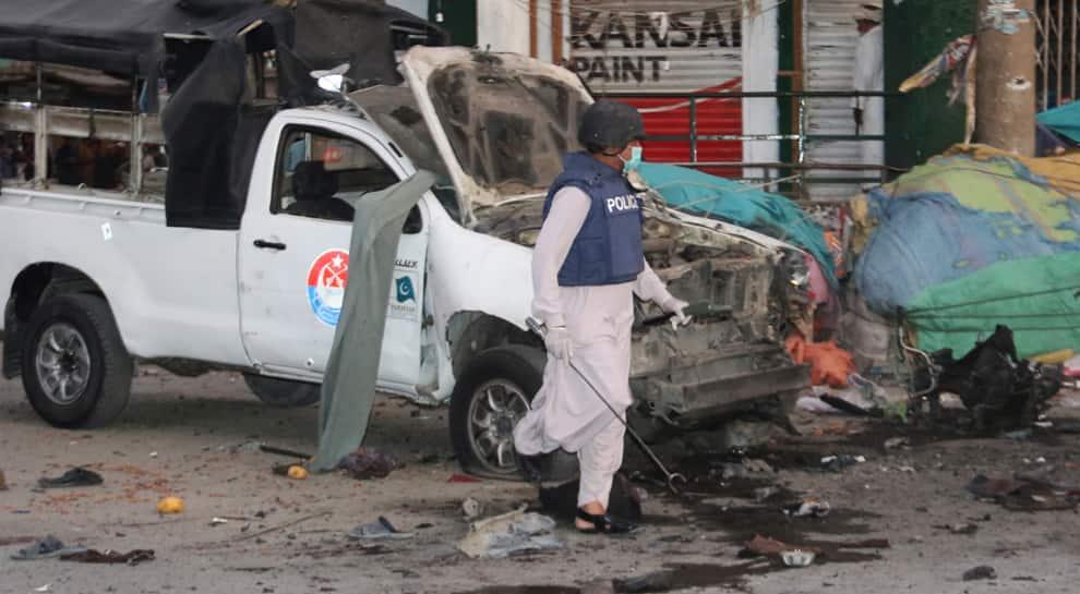 Blast in Pakistani city Quetta kills five: Police
